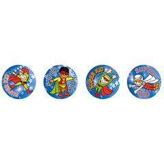 Stickers - Super Kid Boy - Pk 96 MS012