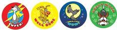 Stickers - Happy Dogs - Pk 96 MS036