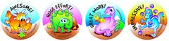 Stickers - Dinosaurs - Pk 96 MS080