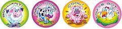 Stickers - Farm Animals - Pk 96 MS095