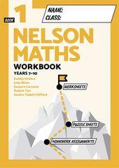 Nelson Maths Workbook 1