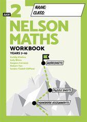 Nelson Maths Workbook 2