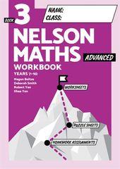 Nelson Maths Workbook 3 Advanced