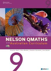 Nelson QMaths for the Australian Curriculum student book Year 9