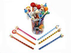 Animal Head Pencils 6901388077544
