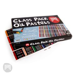 Oil Pastels Class Packs Colourfun Pack 432 Micador 9313306009419