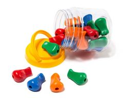 Pencil Grips Ergo' Jar of 24 9314289026615