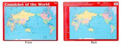 Placemat Countries of The World  9781920926717
