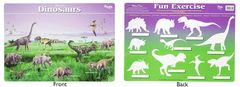 Placemat Dinosaurs  9781921757815