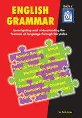 English Grammar Book 2 Ages 6 - 7 9781864003611