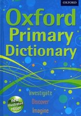 Oxford Primary Dictionary 9780192732637