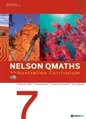Nelson QMaths for the Australian Curriculum student book Year 7