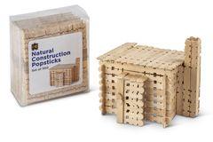 Construction Popsticks Coloured Packet 300 9314289033323