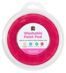 Paint Stamper Pad Pink 15cm Diameter 9314289017156