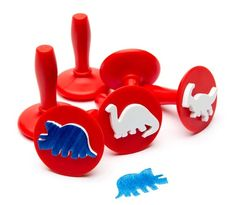 Paint Stampers Dinosaurs Set of 6 9314289014926