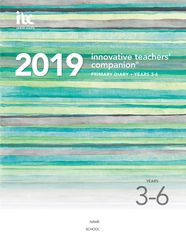 2019 Innovative Teachers' Companion Primary Years 3-6 9780987142634
