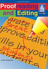 Proofreading and Editing - Upper/Ext Ages 11+ 9781863116176