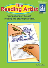 The Reading Artist Ages 9 - 12 9781863113687