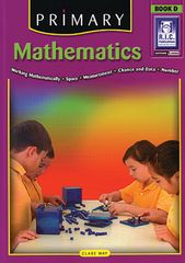 Primary Mathematics Book D Ages 8 - 9 9781863119900
