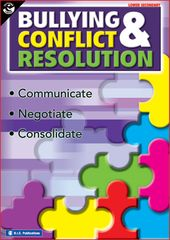 Bullying & Conflict Resolution Ages 12 - 15+ 9781863119689