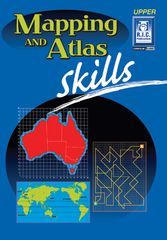 Mapping & Atlas Skills - Upper Ages11+ 9781863117357