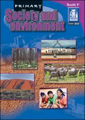 Primary Society & Environment Book F Ages 10 - 11 9781741261271