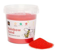 Rainbow Sand 1.3kg Red 9314289021047