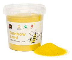 Rainbow Sand 1.3kg Yellow 9314289020996