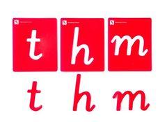 Stencil Alphabet Lower Case Pkt 26 Vic,WA,NT  9314289010645