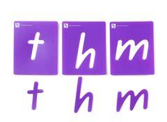 Stencil Alphabet Lower Case Pkt 26 QLD  9314289011536