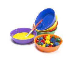 Sponge And Sorting Bowls 150mm Diameter Set of 6 9314289008758