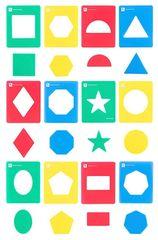 Geometric Shapes Stencil Set 12 2770000069083