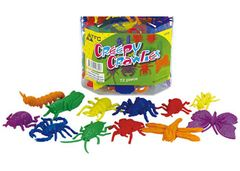 Counters Pack of 72 Insects In Jar 9337138107853