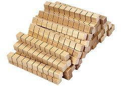 MAB Pack of 50 Wooden Longs 9337138104401
