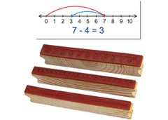 Stamp Number Lines Pack of 3  9337138106832