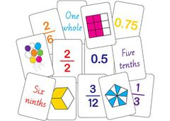 Game Fractions Snap 9337138159340