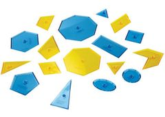Geometric Shapes Tracing Set 17 Pce 9337138161749