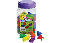 Counters Pack of 72 Pets 40mm In Jar 9337138165327