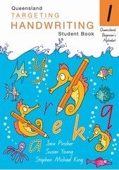 Queensland Targeting Handwriting Student Book Year 1 9781742152400