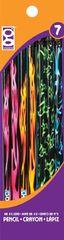 Pencils - Inferno - Pk 7 RAY15702