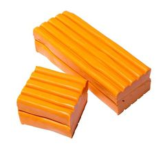 Modelling Clay 500gm Orange  9314289014223