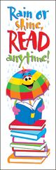 Bookmarks - Rain Or Shine Read Anytime - Pk 36  T12024