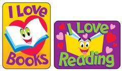 Stickers - Reading Rewards - Pk 100  T47101