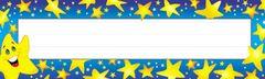 Name Plates - Super Stars - Pk 36 T69003