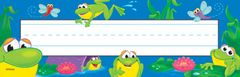 Name Plates - Frog Pond - Pk 36 T69020