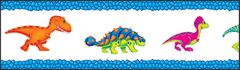 Border - Dino-Mite Pals T85114