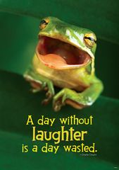 Chart - A Day Without Laughter Is A Day Wasted  TA67282