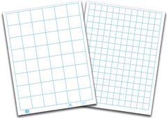 Chart - Grid 10Cm + 5Cm Grids  YI77007
