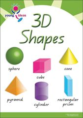 Chart - 3D Shapes  YI77443